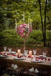 Wedding candelabra