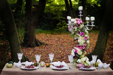 Wedding candelabra