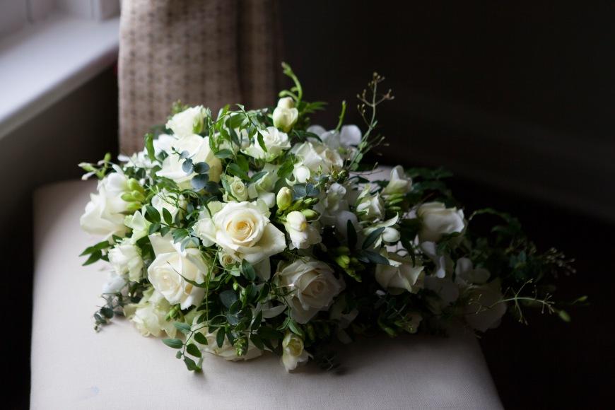 shower bouquet cascading wedding bouquet