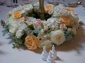 candelabra arrangement