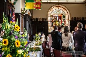 Stationers' Hall flower arrangements by Your London Florist