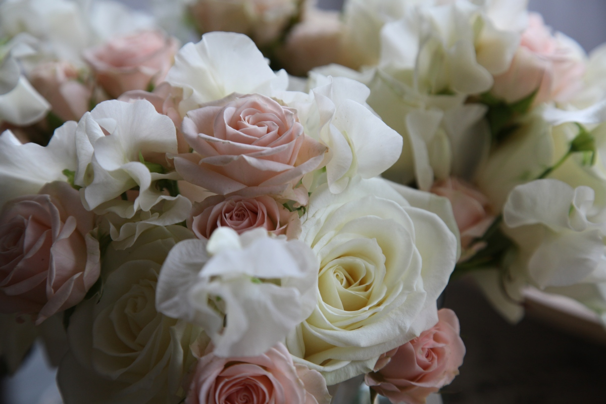 wedding flowers by Your London Florist