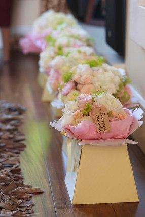 bridesmaids bouquets by Your London Florist