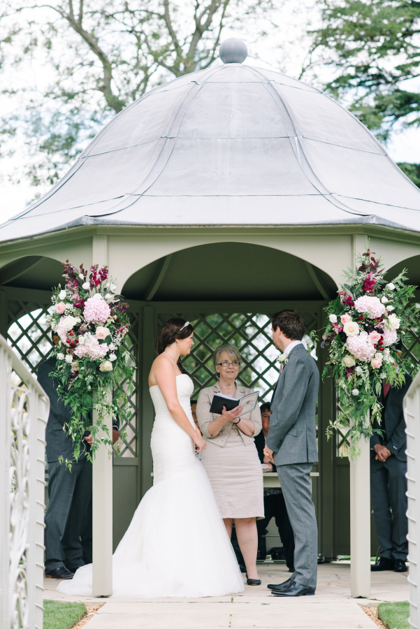 Gazebo Flowers Your London Florist Weddings