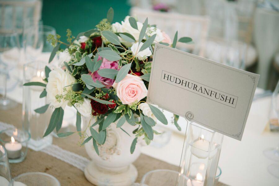 low table arrangements by Your London Florist