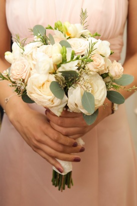 vintage bridesmaids bouquet by Your London Florist