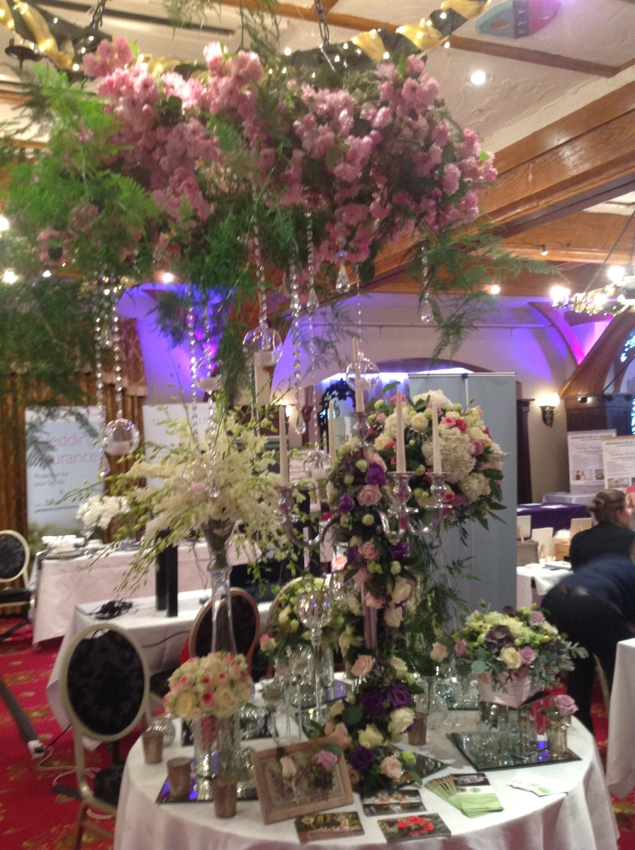 flowers wedding fair